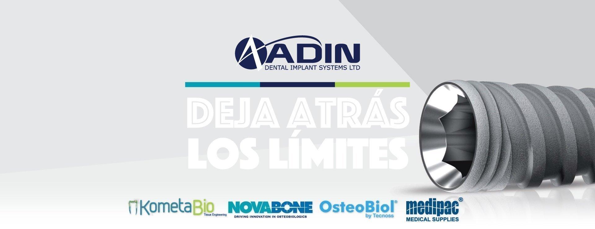 Implantes dentales Adín soluciones