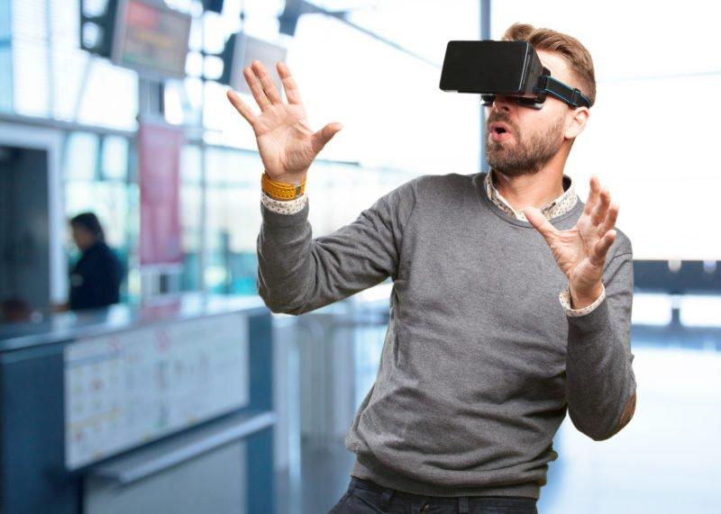 realidad virtual en clínicas dentales